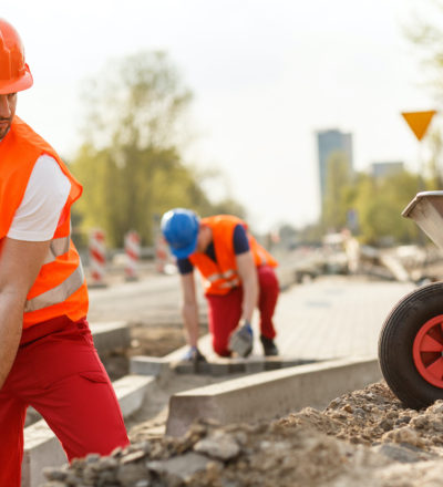 construction worker hire