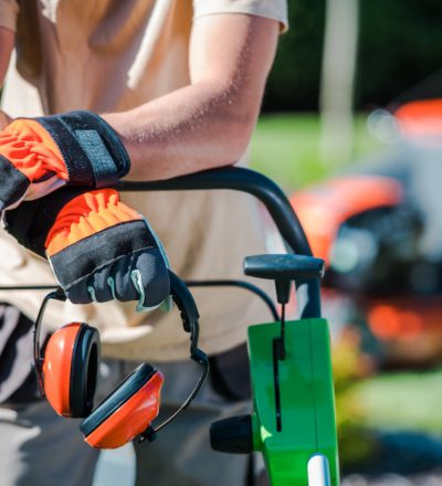 Landscaping Contractor Hire