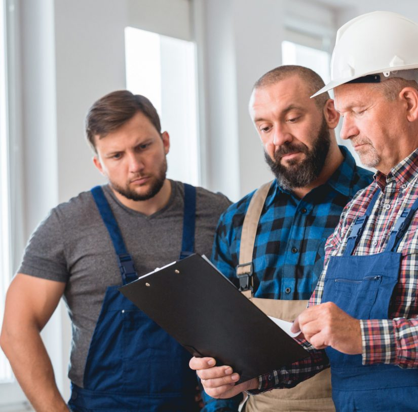 find and hire builders
